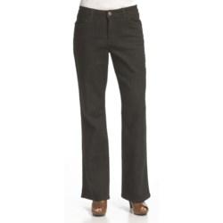FDJ French Dressing Dusty Euro Denim Jeans - Bootcut, Stretch Cotton Blend (For Women) in Oregano