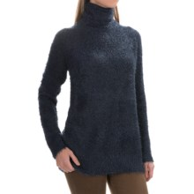 FDJ French Dressing Funnel Neck Sweater (For Women) in Blue - Closeouts