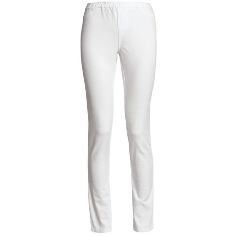 FDJ French Dressing Karma Skinny Jeggings (For Women) in White
