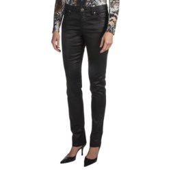 FDJ French Dressing Kylie Glam Jeans - Slim Leg (For Women) in Black