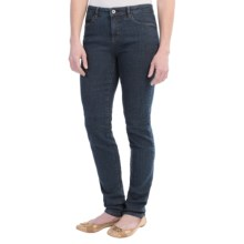 FDJ French Dressing Kylie Slim Leg Jeans - Low Rise (For Women) in Dark Tint - Closeouts