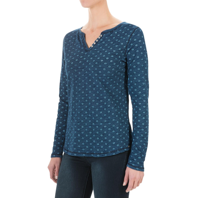 Fdj french dressing medallion print shirt for women for French cut shirt sleeve