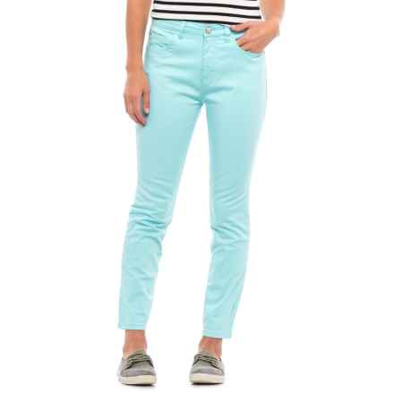 FDJ French Dressing Olivia Ankle Pants (For Women) in Aqua - Closeouts