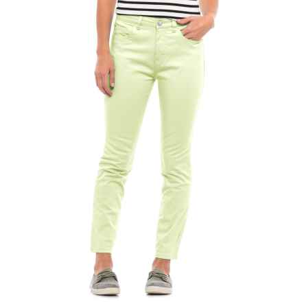 FDJ French Dressing Olivia Ankle Pants (For Women) in Pistachio - Closeouts