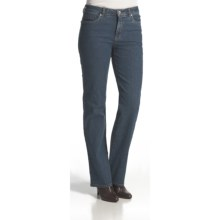 FDJ French Dressing Olivia Jeans - Bootcut, Stretch Cotton (For Women) in Denim - Closeouts