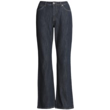 FDJ French Dressing Olivia Jeans - Flared (For Women) in True Blue - Closeouts