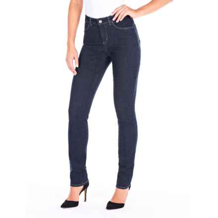 FDJ French Dressing Olivia Jeans - Stretch Denim, Slim Leg (For Women) in Tint Rinse - Closeouts