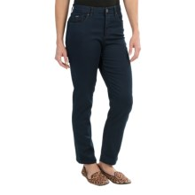 FDJ French Dressing Olivia Silktouch Jeans - Straight Leg, Ankle Cut (For Women) in Indigo - Closeouts
