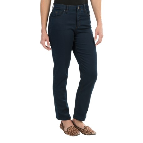 FDJ French Dressing Olivia Silktouch Jeans Straight Leg, Ankle Cut (For Women)