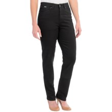 FDJ French Dressing Olivia Skinny Jeans - Slim Leg (For Women) in Onyx - Closeouts
