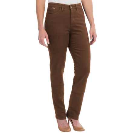 FDJ French Dressing Olivia Skinny Jeans - Slim Leg (For Women) in Vicuna - Closeouts