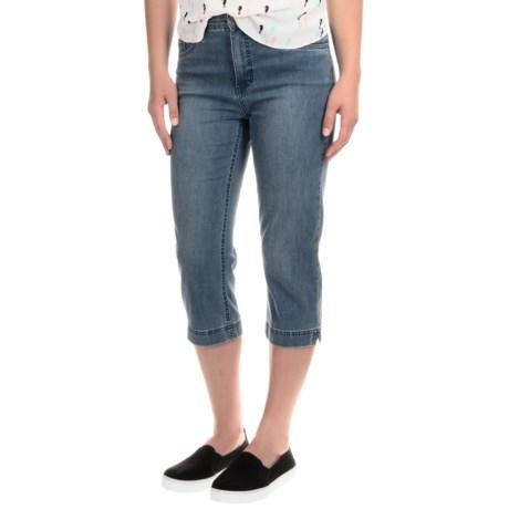 FDJ French Dressing Olivia Slim Capris (For Women)