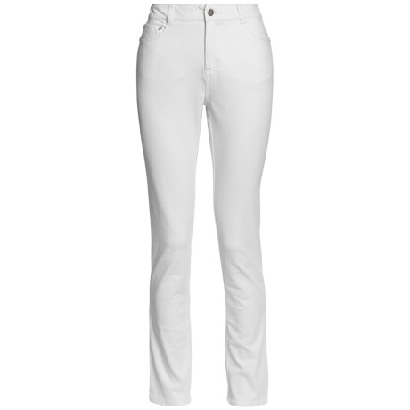 FDJ French Dressing Olivia Slim Jeans - Stretch Cotton (For Women) in Indigo