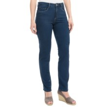 FDJ French Dressing Olivia Slim Leg Jeans - Mid Rise (For Women) in Indigo - Closeouts