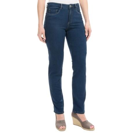 FDJ French Dressing Olivia Slim Leg Jeans Mid Rise (For Women)