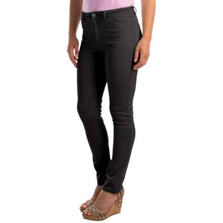 FDJ French Dressing Olivia Slim Leg Pants (For Women) in Black - Overstock