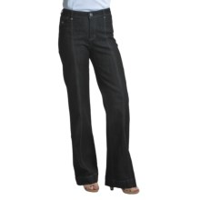 FDJ French Dressing Olivia Trouser Pants (For Women) in Black - Closeouts