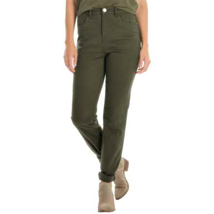 FDJ French Dressing Peggy Autumn Hues Jeans - Bootcut (For Women) in Olive - Closeouts