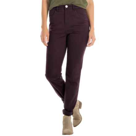 FDJ French Dressing Peggy Autumn Hues Jeans - Bootcut (For Women) in Plum - Closeouts