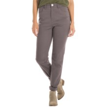 FDJ French Dressing Peggy Autumn Hues Jeans - Straight Leg (For Women) in Carbon - Closeouts