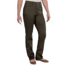 FDJ French Dressing Peggy Butter Denim Pants - Straight Leg (For Women) in Olive - Closeouts