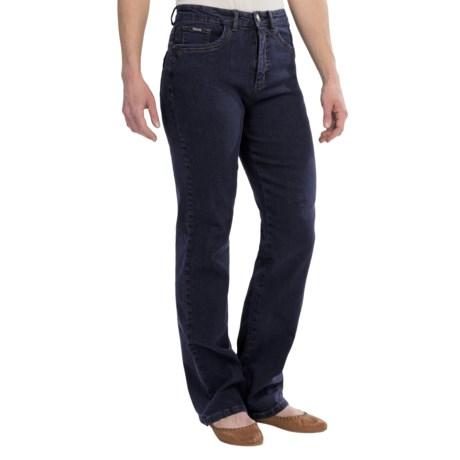 FDJ French Dressing Peggy Diamond Denim Jeans - Bootcut (For Women) in Dark Wash