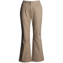 FDJ French Dressing Peggy Pants - 5-Pocket, Stretch Cotton Twill (For Women) in Tan - Closeouts