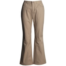 FDJ French Dressing Peggy Pants - 5-Pocket, Stretch Cotton Twill (For Women) in Tan
