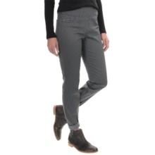 FDJ French Dressing Pinstripe Slim Super Jeggings (For Women) in Grey - Overstock
