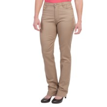 FDJ French Dressing Silk Touch Denim Suzanne Jeans (For Women) in Sand - Closeouts