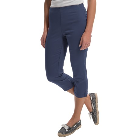 FDJ French Dressing Silk Touch Jegging Capris (For Women)