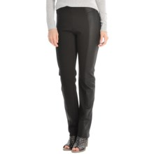FDJ French Dressing Slim Jeggings (For Women) in Black - Closeouts