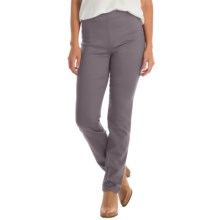 FDJ French Dressing Super Jeggings - Stretch (For Women) in Granite - Closeouts