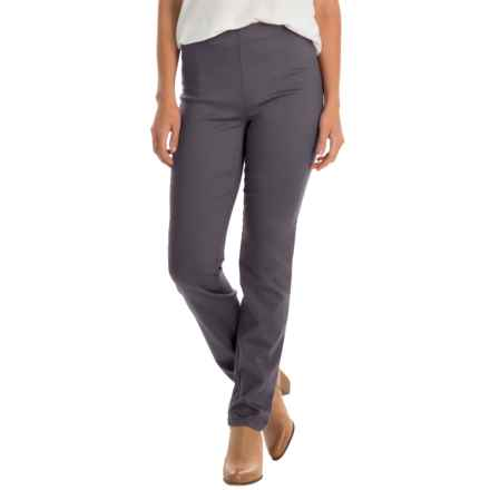 FDJ French Dressing Super Jeggings - Stretch (For Women) in Greystone - Closeouts
