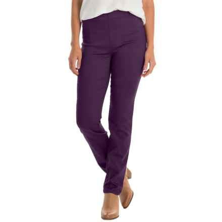 FDJ French Dressing Super Jeggings - Stretch (For Women) in Regal Purple - Closeouts