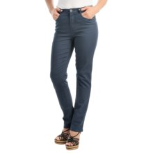 FDJ French Dressing Suzanne Colored Pants - Straight Leg (For Women) in Navy - Overstock