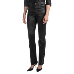 FDJ French Dressing Suzanne Glam Jeans - Straight Leg (For Women) in Black