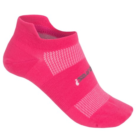 Feetures High-Performance Ultralight No-Show Socks - Below the Ankle, Discontinued (For Women) in Deep Pink
