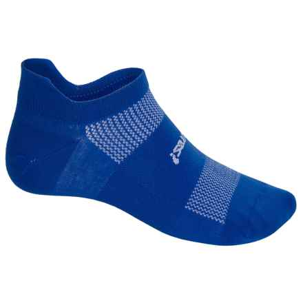 Feetures High-Performance Ultralight Tab No-Show Socks - Below the Ankle, Discontinued (For Men and Women) in Royal - Closeouts