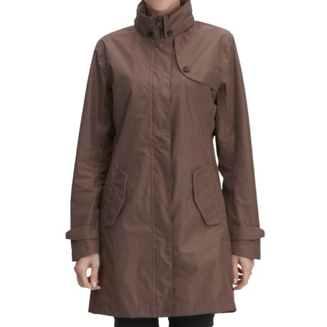 Fera Angel Trench Coat Waterproof (For Women)