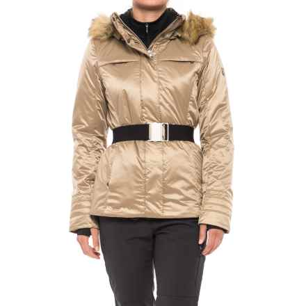 Fera Bella Melange Parka - Waterproof, Insulated (For Women) in Gold Patina - Closeouts