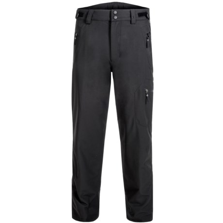 Fera Bourne Ski Pants - Waterproof, Insulated (For Men) in Black