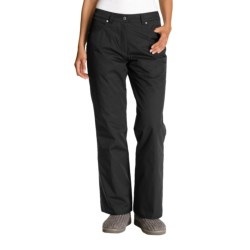 Fera Britney A Snow Pants - Insulated (For Women) in Black