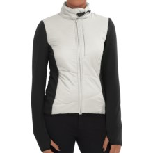 Fera Circo Jacket - Insulated (For Women) in White Cloud - Closeouts