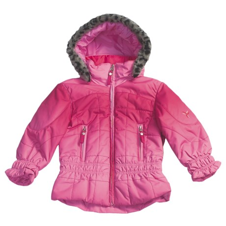 Fera Cirrus Jacket - Insulated (For Girls) in Candy Ombre