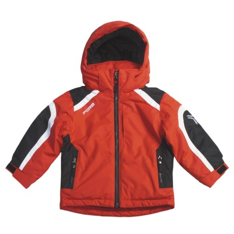 Fera Cosmonaut Jacket - Insulated (For Boys) in Ketchup