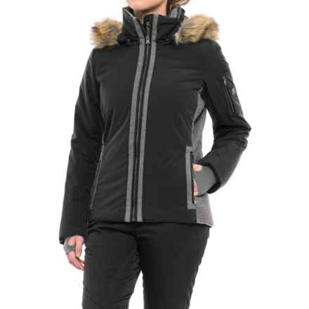 Fera Danielle Ski Jacket - Waterproof, Insulated (For Women) in Black - Closeouts