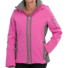 Fera Danielle Ski Jacket - Waterproof, Insulated (For Women) in Perfect Pink - Closeouts