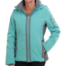 Fera Danielle Ski Jacket - Waterproof, Insulated (For Women) in Seafoam - Closeouts