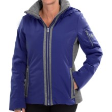 Fera Danielle Ski Jacket - Waterproof, Insulated (For Women) in Ultra Marine - Closeouts